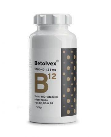 Betolvex Strong B12-vitamiini