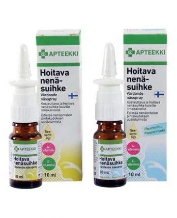 Apteekki Hoitava nenäsuihke