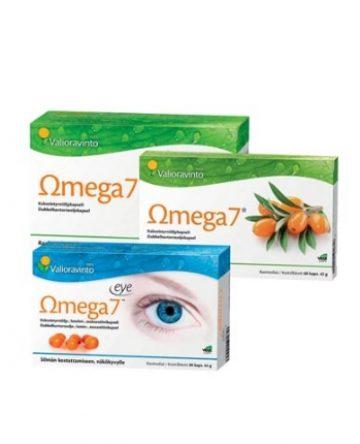 Omega Eye 7 Tyrnikapseli